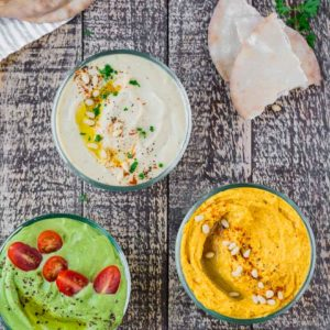Everyday Hummus - Three Days