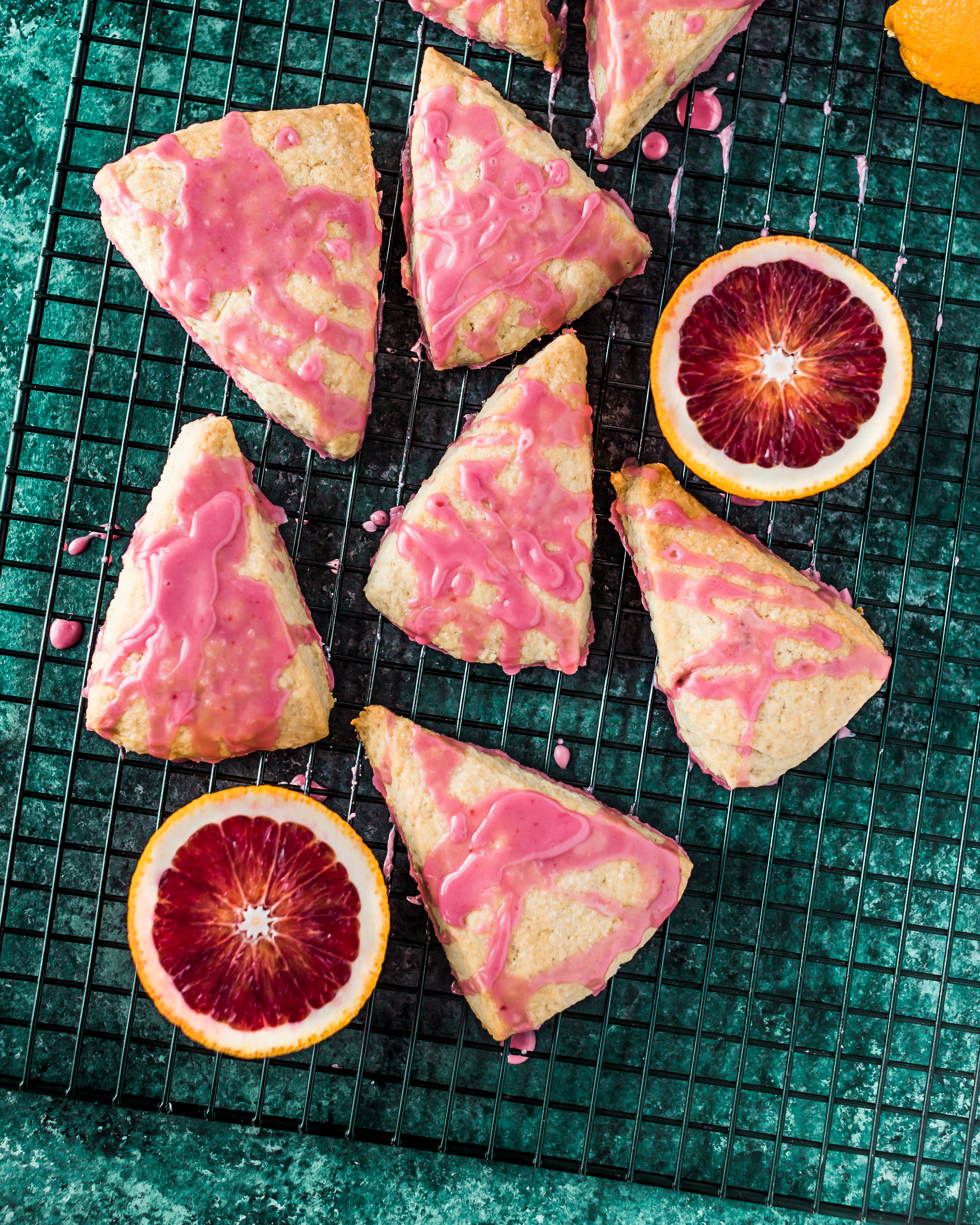 Blood-Orange-Coconut-Scones