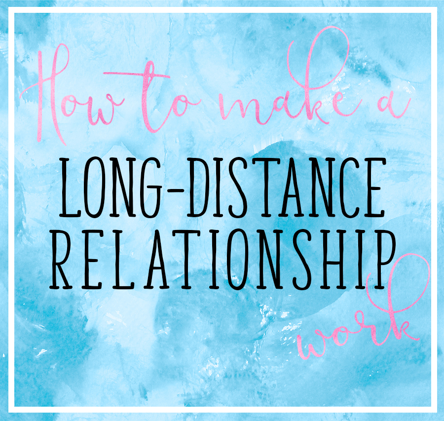Dating a resident long distance