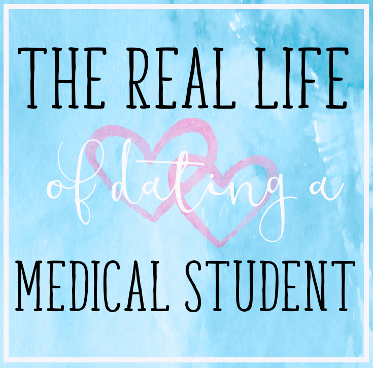 Are you and/or your partner in Medical School and curious to know what it's really like on your relationship? We share various topics that most couples go through during this times with 'real as it gets' stories and tips!