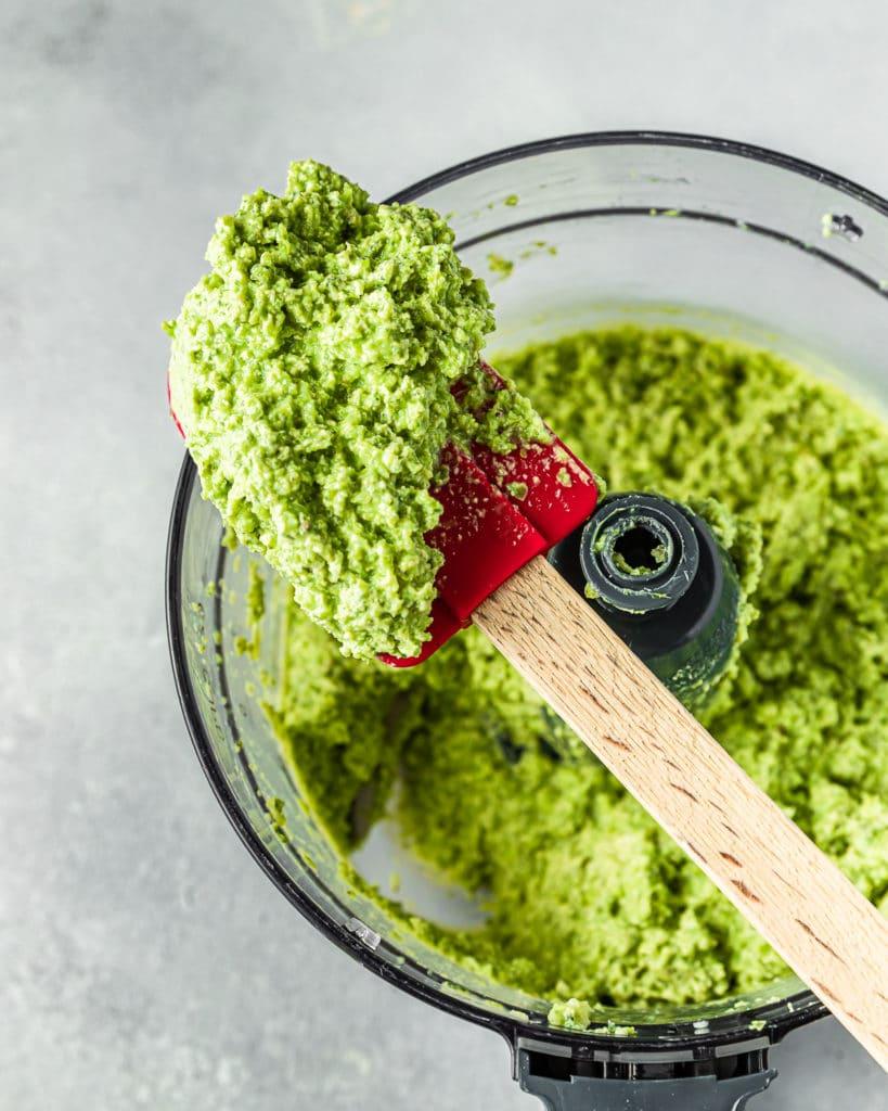 Green Pea Sauce