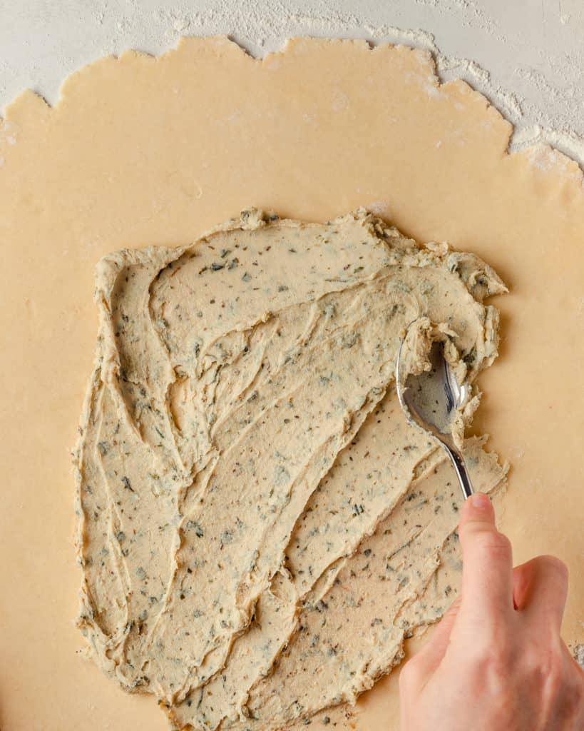 miyoko's creamery garlic herb cashew cream cheese recipe